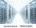 design element. 3d illustration.... | Shutterstock . vector #788432884