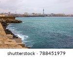 kadiz sea front  spain | Shutterstock . vector #788451979