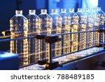 conveyor line for the...   Shutterstock . vector #788489185