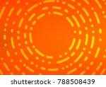 light orange vector indian... | Shutterstock .eps vector #788508439