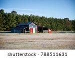 Small photo of Barn in Uncertain, Texas