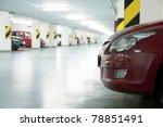 Underground Garage   Parking...