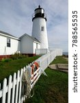 Small photo of Pemaquid Point Lighthouse Maine