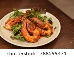 spanish food  spanish tapas ...   Shutterstock . vector #788599471