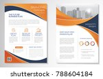 template vector design for... | Shutterstock .eps vector #788604184