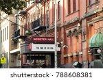 new york city   circa 2017 ...   Shutterstock . vector #788608381