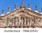 downtown san luis potosi  mexico | Shutterstock . vector #788610541