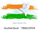 the republic that stands for...   Shutterstock .eps vector #788615944