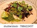cafe  bistro  modern food ...   Shutterstock . vector #788622457