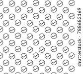 check mark vector icon... | Shutterstock .eps vector #788682169