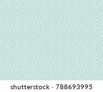 the geometric pattern with... | Shutterstock .eps vector #788693995