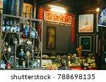 hue  vietnam   10th december... | Shutterstock . vector #788698135