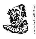 Classic Clown   Retro Clipart...