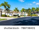 gated community houses in south ... | Shutterstock . vector #788738431