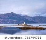 Iasle Ornsay Lighthouse Built...