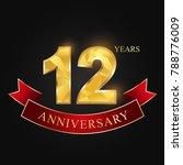 anniversary  anniversary ... | Shutterstock .eps vector #788776009