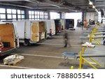 transporter in the handling of... | Shutterstock . vector #788805541