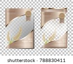 rice package thailand food... | Shutterstock .eps vector #788830411