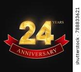 anniversary  anniversary ... | Shutterstock .eps vector #788833621