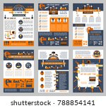 house repair and home...   Shutterstock .eps vector #788854141