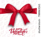 valentines day. valentines day...   Shutterstock .eps vector #788863261