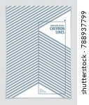 modern minimal template... | Shutterstock .eps vector #788937799