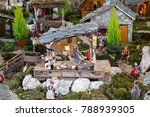 image of a characteristic crib... | Shutterstock . vector #788939305