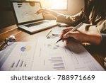 team business mans job .... | Shutterstock . vector #788971669