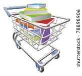 An Illustration Of A Shopping...
