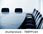 empty business conference room... | Shutterstock . vector #78899164
