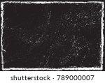 grunge texture background... | Shutterstock .eps vector #789000007