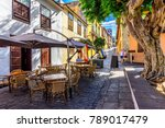 Historic Downtown In Icod De...
