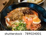 Ramen Pork  Boiled Egg  Soup ...