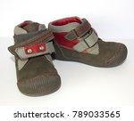 footwear sneakers children s...   Shutterstock . vector #789033565