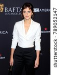 Small photo of LOS ANGELES - JAN 6: Emma Watson at the 2018 BAFTA Tea Party Arrivals at the Four Seasons Hotel Los Angeles on January 6, 2018 in Beverly Hills, CA