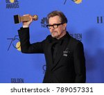 Small photo of LOS ANGELES - JAN 7: Gary Oldman at the 75th Golden Globes Press Room at Beverly Hilton Hotel on January 7, 2018 in Beverly Hills, CA