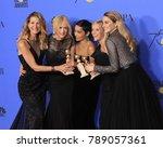 los angeles   jan 7   laura...   Shutterstock . vector #789057361
