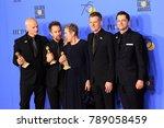 los angeles   jan 7   martin... | Shutterstock . vector #789058459