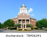 Morgan County Court House In...