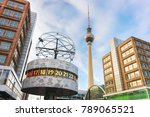 berlin  germany   december 10 ... | Shutterstock . vector #789065521