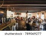typically british pub | Shutterstock . vector #789069277