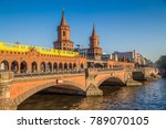 classic panoramic view of... | Shutterstock . vector #789070105