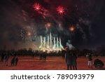 spectacular fairytale like new... | Shutterstock . vector #789093979