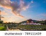 chiang mai  thailand   dec 31 ... | Shutterstock . vector #789111439