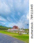 chiang mai  thailand   dec 31 ... | Shutterstock . vector #789111445