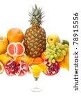 fruits | Shutterstock . vector #78915556