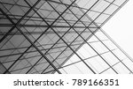 architecture of geometry at...   Shutterstock . vector #789166351