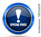 special price vector icon....   Shutterstock .eps vector #789216559