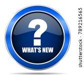 new vector icon. modern design...   Shutterstock .eps vector #789216565