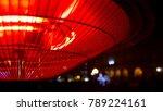 heater on the street   Shutterstock . vector #789224161